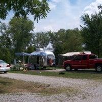 Photo taken at Rock Island / Quad Cities KOA by Pamela F. on 7/21/2012