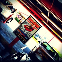 Photo taken at Dog n Suds Lafayette by Aimee N. on 5/19/2012