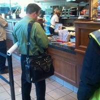 Photo taken at Dunkin Donuts by Pablo D. on 5/17/2012