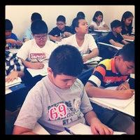 Photo taken at Kru Pi Academy by Merci P. on 4/6/2012
