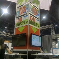 Photo taken at ICSC RECon #iTechLounge by Angie V. on 5/21/2012
