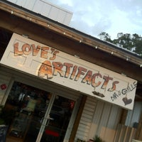 Photo taken at Love's Artifacts Bar & Grill by Tim C. on 7/12/2012