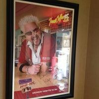 Photo taken at Landmark Diner by Johnny G. on 8/5/2012