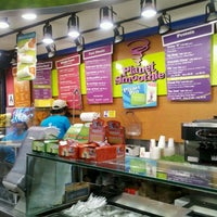 Photo taken at Planet Smoothie by Max S. on 4/15/2012