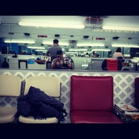 Photo taken at Valley Barber Shop by Brian M. on 4/13/2012