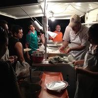 "Photo taken at Tacos ""El Güero"" by Luis F. on 6/9/2012"