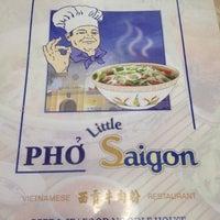 Photo taken at Phở Little Saigon by John L. on 4/9/2012
