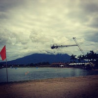 Photo taken at Camsur Watersports Complex (CWC) by Ma Darlene Joyce L. on 11/6/2011