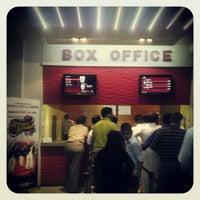Photo taken at Atrium Cinemas by FurSid S. on 6/22/2012
