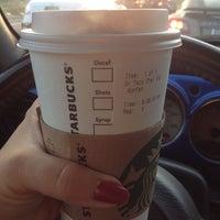 Photo taken at Starbucks by Danielle E. on 6/11/2012