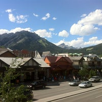 Photo taken at Banff Avenue Brewing Co. by David S. on 8/5/2012