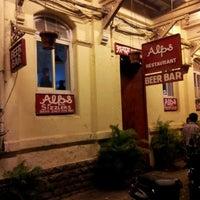 Photo taken at Alps Restaurant & Beer Bar by Suprit V. on 2/25/2012