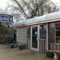 Photo taken at O'Rourke's Diner by Seth T. on 4/28/2011