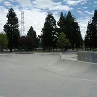 Photo taken at Sunnyvale Skate Park by beno h. on 5/3/2012