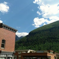 Photo taken at Telluride, CO by Douglass M. on 8/21/2012
