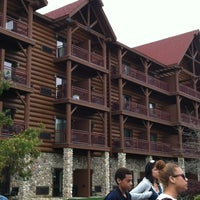 Photo taken at Great Wolf Lodge by Diane N. on 4/5/2012