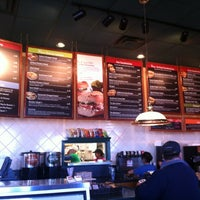 Photo taken at McAlister's Deli by Becky C. on 2/10/2012