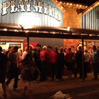 Photo taken at Playmill Theatre by Jake on 7/17/2012
