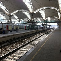 Photo taken at Station Leuven by Matthias V. on 7/7/2011