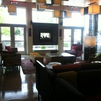 Photo taken at Aloft Houston by the Galleria by Dylan C. on 7/25/2012