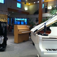Photo taken at Hartland Music by RockIt G. on 3/9/2011