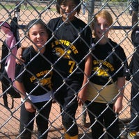 Photo taken at Kiwanis Park Softball Complex by Michael M. on 10/22/2011