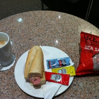 Photo taken at Air Canada Arrivals Lounge by Wei on 9/23/2011
