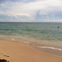 Photo taken at Beach At Suntower by Angie F. on 8/4/2012