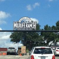 Photo taken at Natural Bridge Wildlife Ranch by David C. on 9/1/2012