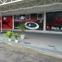 Photo taken at Ninho do Urubu (CT do Flamengo) by Thiago V. on 12/2/2011
