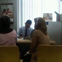 Photo taken at Bank Mandiri by Diki S. on 11/7/2011