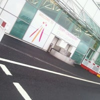 Photo taken at City of Derry Airport (LDY) by Mark W. on 1/11/2012