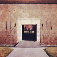 Photo taken at Fort Pulaski by Roger P. on 12/5/2011