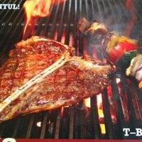 Photo taken at Rocky Mountain - American Casual Steak House by Dan P. on 10/17/2011