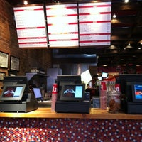 Photo taken at brgr by Patrick B. on 2/14/2012