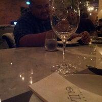 Photo taken at D' vine Wine Bar & Tapas by Tete V. on 1/7/2012