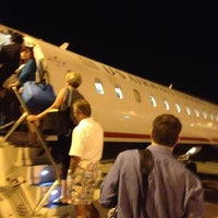 Photo taken at Gate E5 by Magdalena R. on 8/9/2012