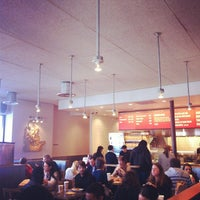 Photo taken at Chipotle Mexican Grill by Charley C. on 11/30/2011