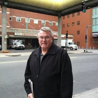 Photo taken at Hampton Inn & Suites Boston Crosstown Ctr by Leroy J. on 2/29/2012