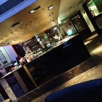 Photo taken at Haymarket Hotel by Juan H. on 7/17/2012