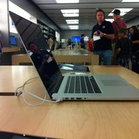 Photo taken at Apple Maine Mall by Ken G. on 6/17/2012