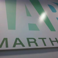 Photo taken at The Martha Stewart Show by Meg Allan C. on 3/2/2012