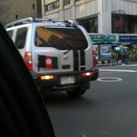 Photo taken at Queens-Midtown Tunnel by Kevin T. on 1/7/2012