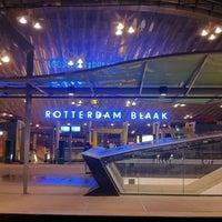 Photo taken at Station Rotterdam Blaak by Roy v. on 8/11/2011