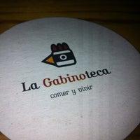 Photo taken at La Gabinoteca by Marta A. on 7/21/2011