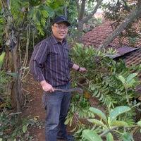 Photo taken at Kampung Warukut Desa Cileunyi Wetan by Jana A. on 6/25/2012