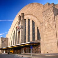 Photo taken at Cincinnati Museum Center at Union Terminal by Chris T. on 1/5/2011