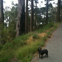 Photo taken at Buena Vista Park by Anessa D. on 2/16/2011