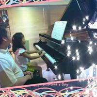 Photo taken at บ้านเปียโนพอเพียง by jennise A. on 5/20/2012