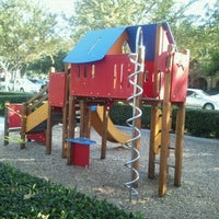 Photo taken at Quail Hill Playground by Jenn C. on 9/18/2011